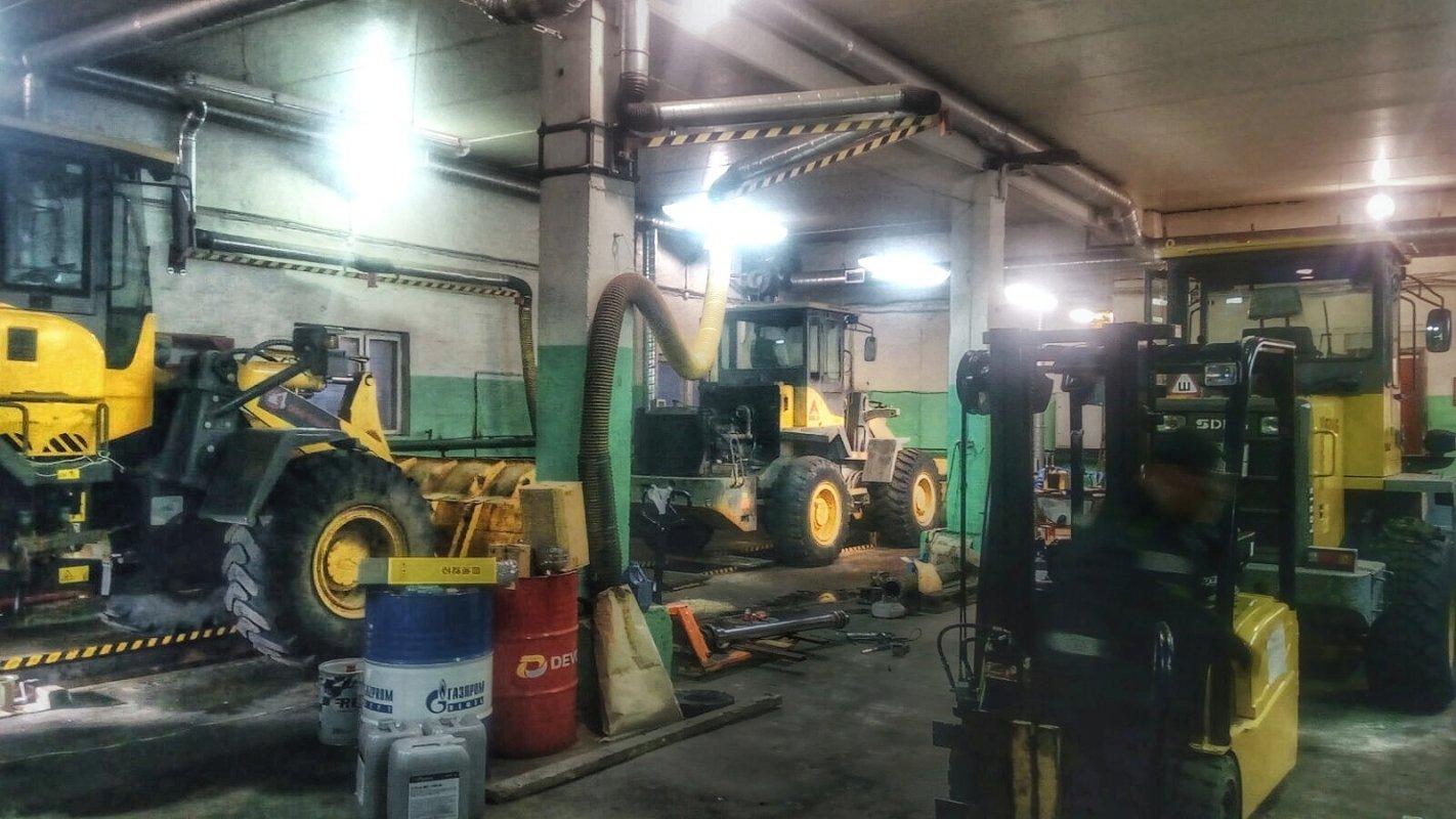 Архангельск ремонт спецтехники строительная техника для монолита